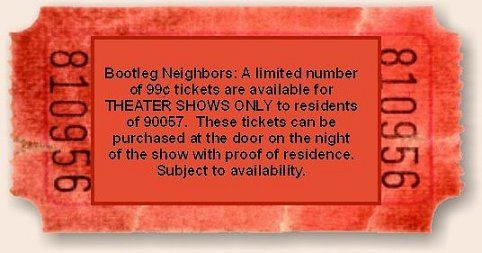 Bootleg Theater - Downtown