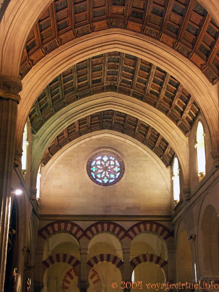 Dans la cathédrale, capilla de Villaviciosa, Mezquita Cordoba , España, Andalucia