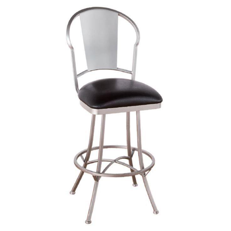 Callee Inc Charleston Tilt Swivel Dining Chair with Cushion - CHTC
