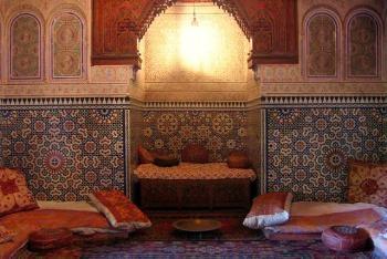 Dar Jamai Palace, Morocco