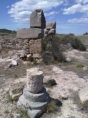 Parque Arqueológico de Begastri.