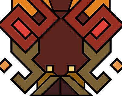 "Check out new work on my @Behance portfolio: ""Wild Moth"" http://be.net/gallery/32884377/Wild-Moth"