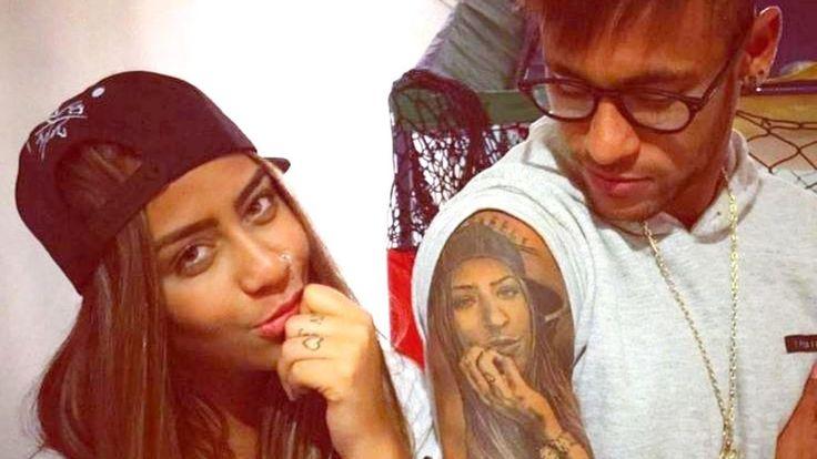 Neymar's younger sister Rafaella Beckran  - 2017 Who is Rafaella Beckran? Neymar's  sister ? Learn about  Rafaella Beckran,, her net worth in 2017,  Husband, Boyfriend ( Gabriel Barbosa ) and LIFESTYLE OF Neymar's  Sister Rafaella Beckran