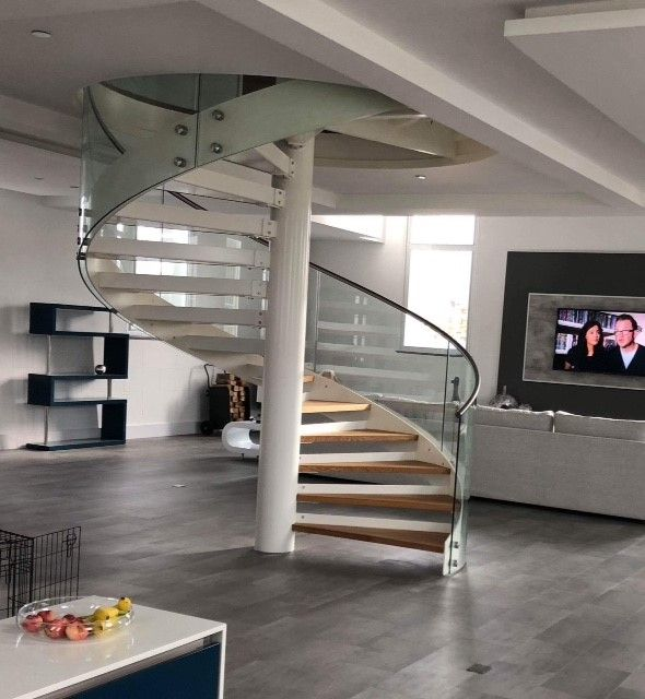 Beautiful Internal Spiral Staircase Spiral Staircase Staircase