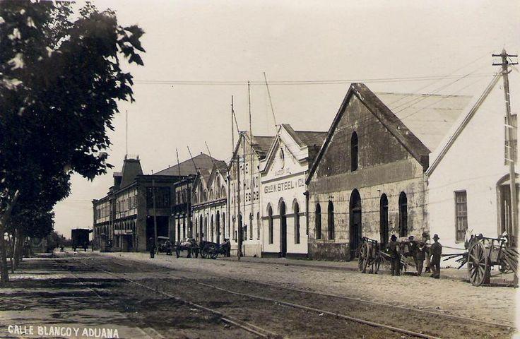 Calle Blanco Encalada.