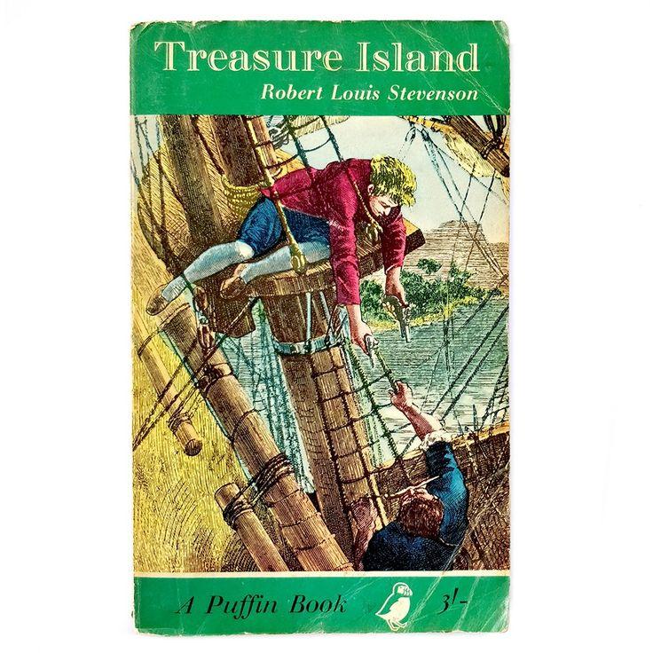Robert Louis Stevenson - Treasure Island £6.00 Prudence and the Crow
