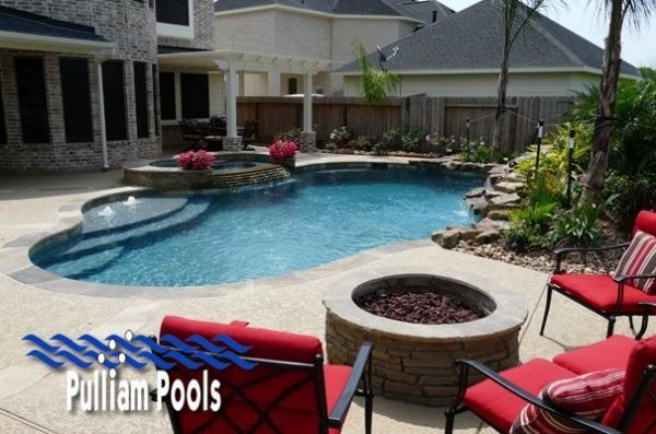16 best swimming pools images on pinterest pools for Pool design katy tx