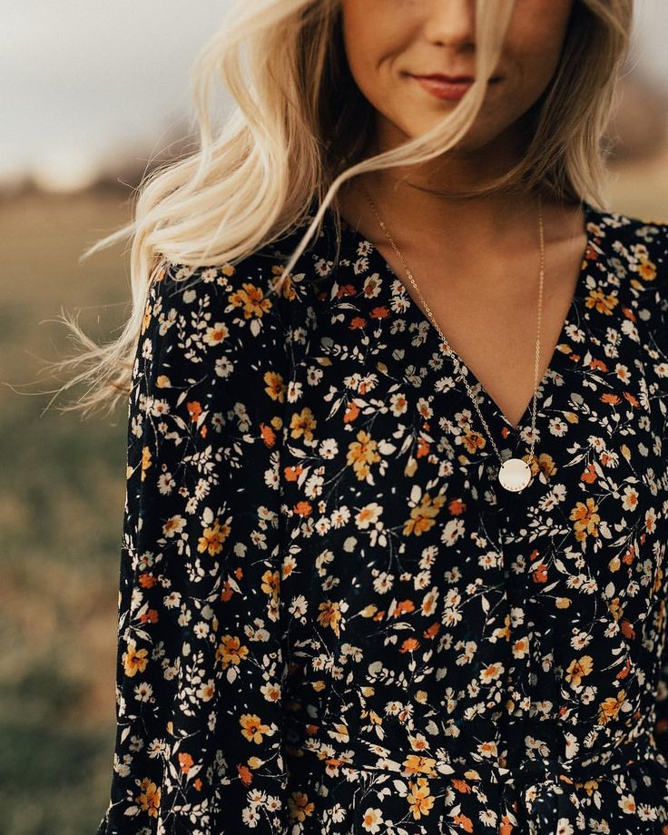 ROOLEE floral maxi