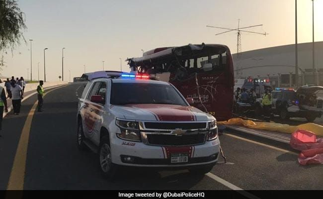 Omani Driver Gets 7 Years In Jail For Dubai Bus Accident That Killed 17 Dubai Bus Accident