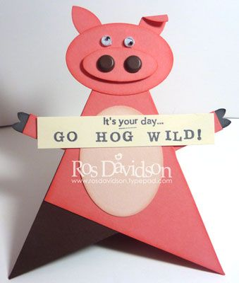 35 Best Pig Ideas Images On Pinterest Pigs Animal Cards And Cards