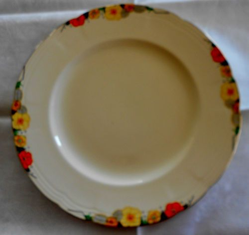 Vintage Alfred Meakin Cream Yellow Royal Marigold Raymond Large Dinner Plate | eBay & 13 best Alfred Meakin images on Pinterest | Alfred meakin Dishes ...