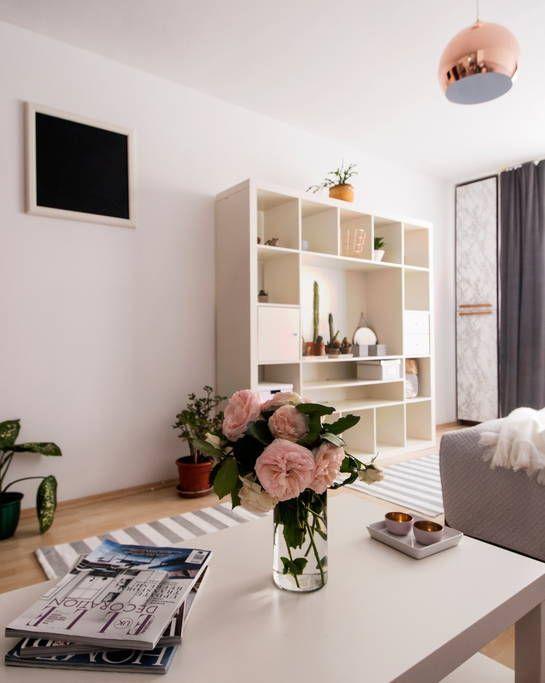 Nyerj egy éjszakát az Airbnb-n: New|stylish studio flat in Budapest – Kiadó Lakás Budapest területén