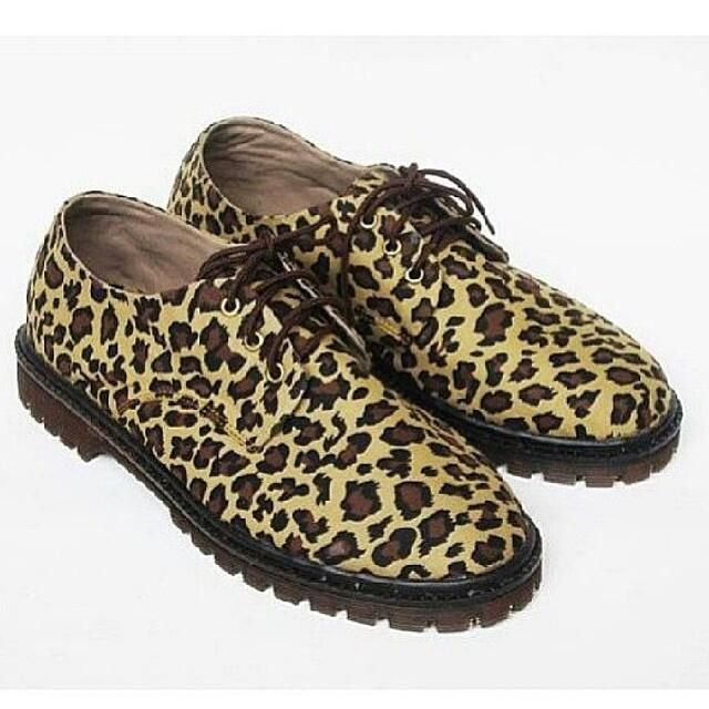 Hafshoes: docmart 2 in 1