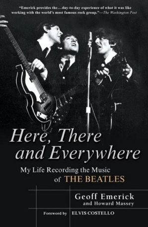 A book written by someone who recorded most of the classic Beatles tracks