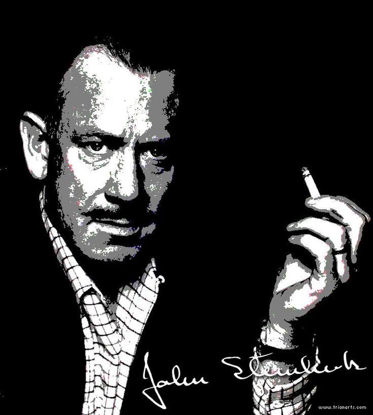 ¿De qué vale gozar del calor del verano, si no podemos recordar el frío del invierno? John Steinbeck. >> http://trianarts.com/frases-del-dia-john-steinbeck
