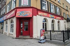 Ithaca Restaurant Bar  Bloor Street E