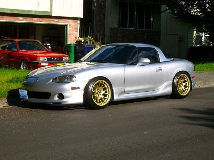 mazda mx5 nb with hard top jdm mazda pinterest tops and mazda. Black Bedroom Furniture Sets. Home Design Ideas