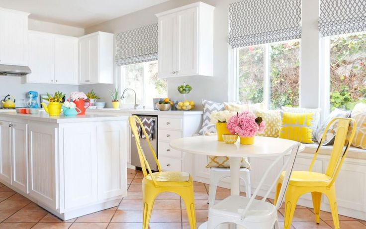Nerdy Nummies star Rosanna Pansino called on designer Christiane Lemieux to overhaul her entire kitchen, creating an oasis where treats like Super Mario Bob-omb truffles and Captain America ice cream sandwiches don't have to compete for attention with their surroundings.
