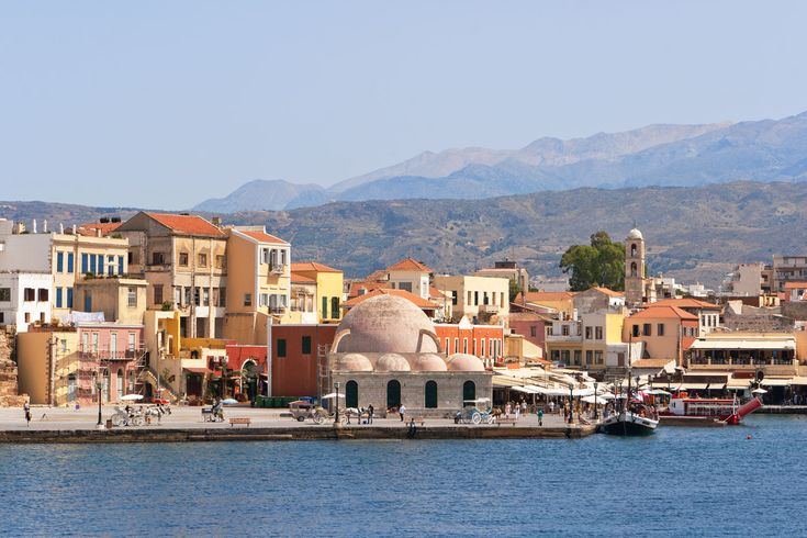 Chania - one of the most popular tourist destinations in Greece. Chania combines outstanding natural beauty, with rich history, significant cultural tradition and a well-developed  tourist infrastructure. #Greece #Crete #Chania #Terrabook #GreekIslands #Travel #GreeceTravel #GreecePhotografy #GreekPhotos #Traveling #Travelling #Holiday #Summer