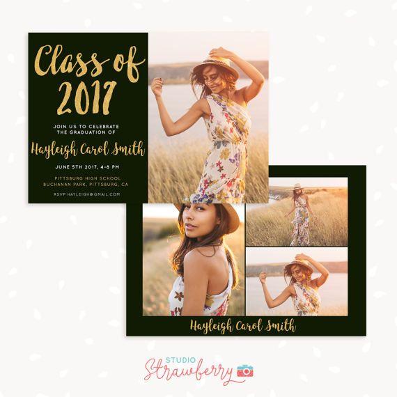 25+ unique Graduation templates ideas on Pinterest Cv template - graduation invitation template