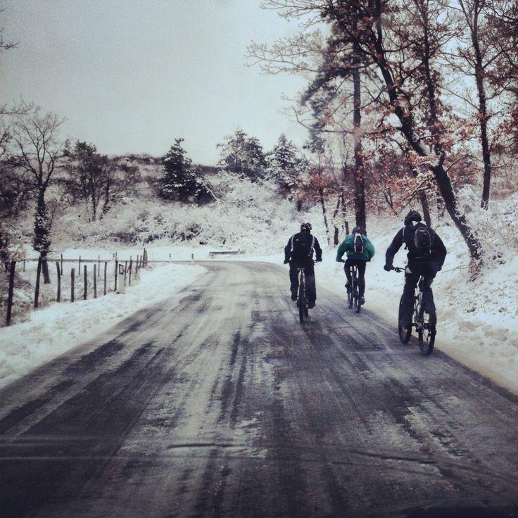 Sport estremi sulla neve (Toscana)