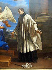 Luis Gonzaga - Patrón de la juventud cristiana