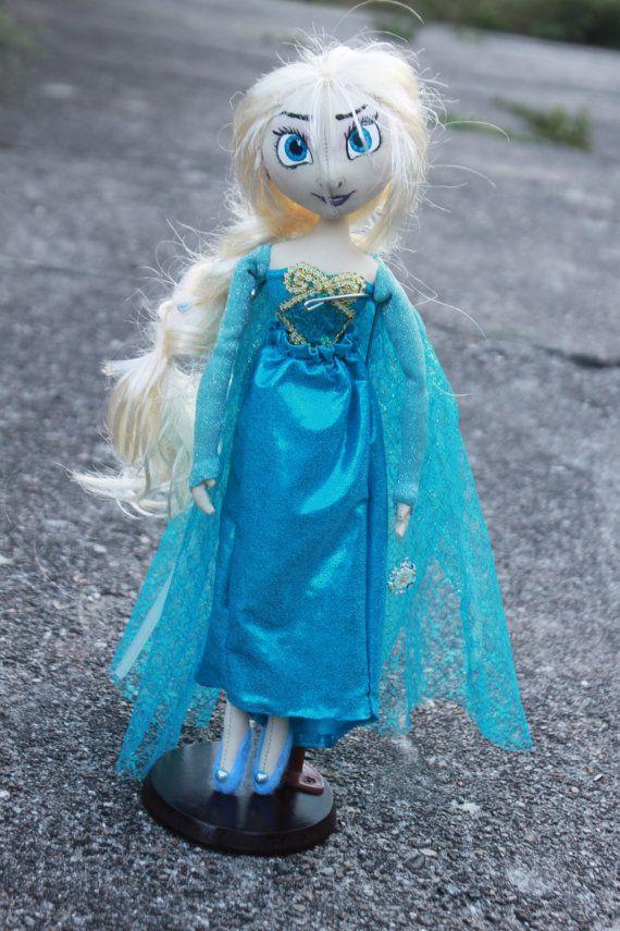 Frozen. Elsa от ArtKotyur на Etsy