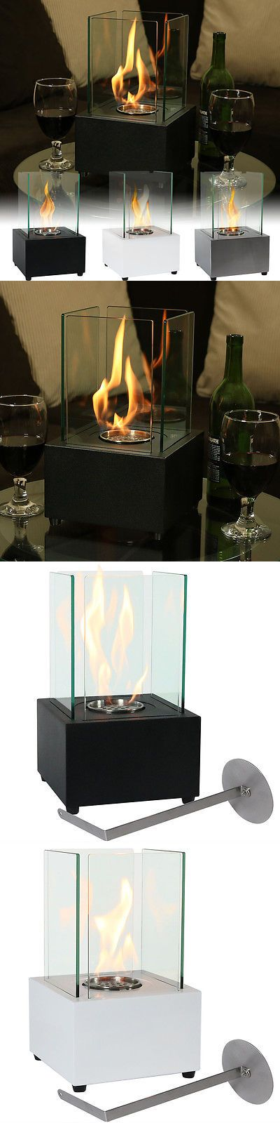 Centerpieces and Table D cor 159928: Sunnydaze Ventless Tabletop Fireplace Cubic Bio Ethanol Modern - Multiple Colors -> BUY IT NOW ONLY: $49.95 on eBay!