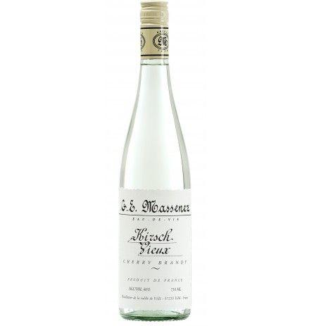 Massenez Kirsch Eau-de-Vie (Cherry Spirit) 40% 700ml