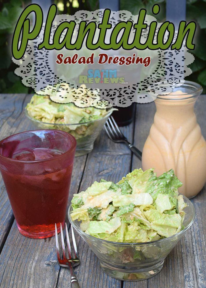 Plantation Salad Dressing Recipe Recipes Salad