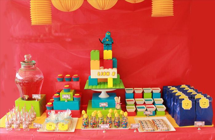 Mesa Lego