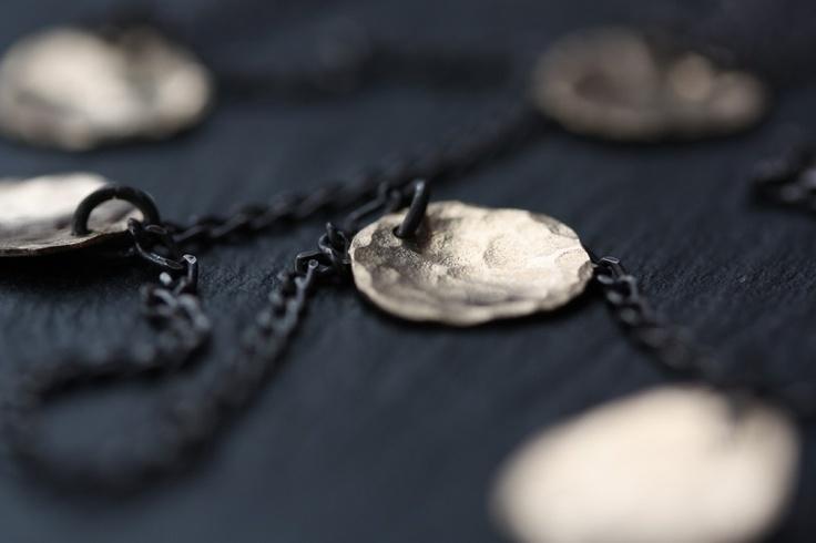 Long Petal Necklace