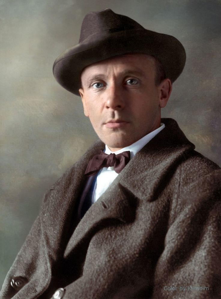 Mikhail Afanasievich Bulgakov, famous soviet-russian(ukrainian) writer, script-writer of theatre, former doctor, was born in Kiev, worked in Moscow.