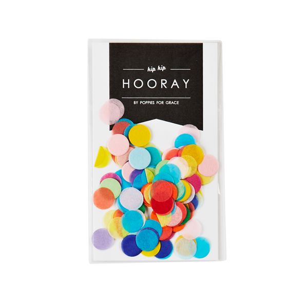 Pocket Confetti - Shop