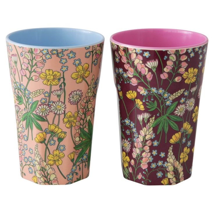 Lupin Large Printed Cups - Set of 2-product
