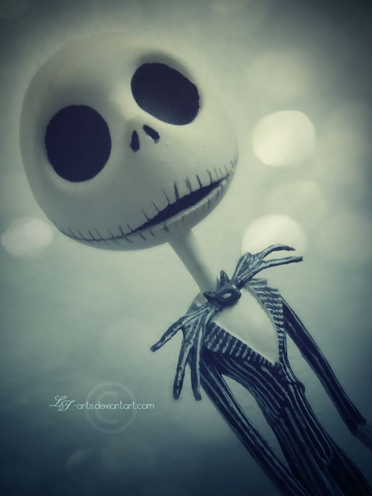 Gateau halloween mr jack