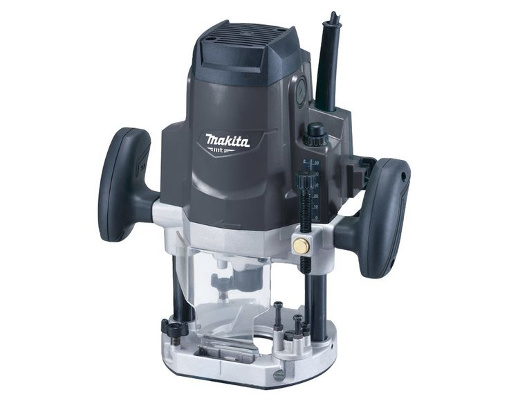 Makita MT Series 12.7mm (1/2in) Plunge Router #M3600G