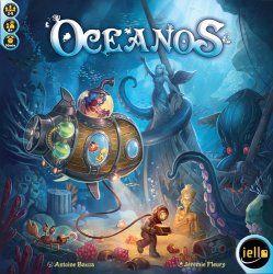Oceanos társasjáték - Szellemlovas társasjáték webshop