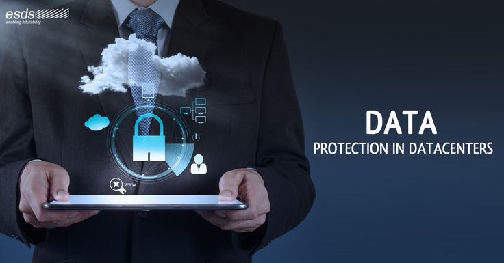 #DataProtection in #DataCenters !!