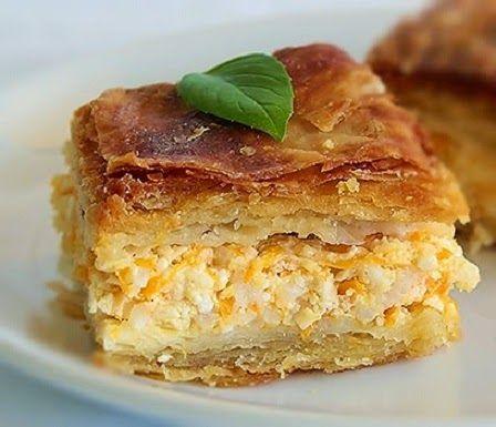 - Sweet pumpkin pie - Category: Mediterranean Diet, Cretan Recipe. Serves: 8 , Preparation time: 1hr 20min, Level: Easy
