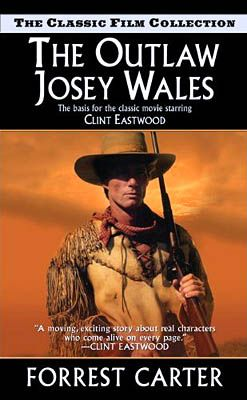 When the war ended Josey Wales chose the hard road to Texas in search of a new life. Description from westernfictionreview.blogspot.com. I searched for this on bing.com/images