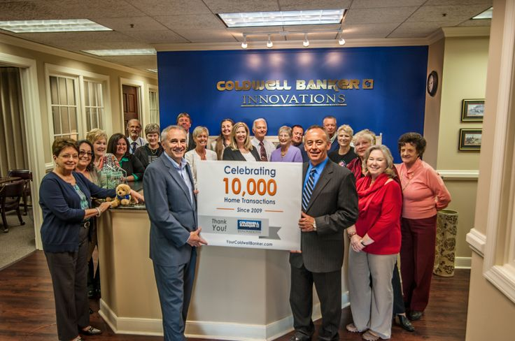 """Wow! Over 10,000 transactions! A great big """"Thank You"""" to all our Coldwell Banker Innovations clients that put their trust, and properties, in our hands! http://www.cbiblog.com/2014/06/over-ten-thousand-home-transactions-since-2009/"""