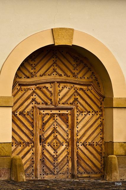 doorway in Olomouc, Czech Republic    www.liberatingdivineconsicousness.com