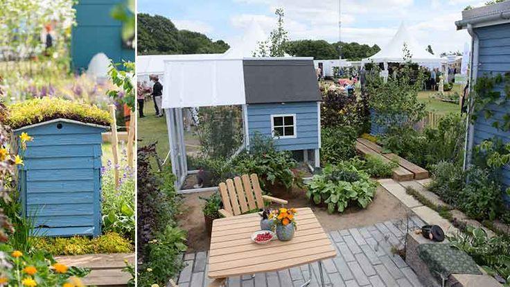 Köpenhamn har fått ett nytt och spännande trädgårdsevenemang.