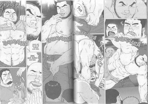 11 Jiraiya - El Novio de mi Padre ( gay - bara )