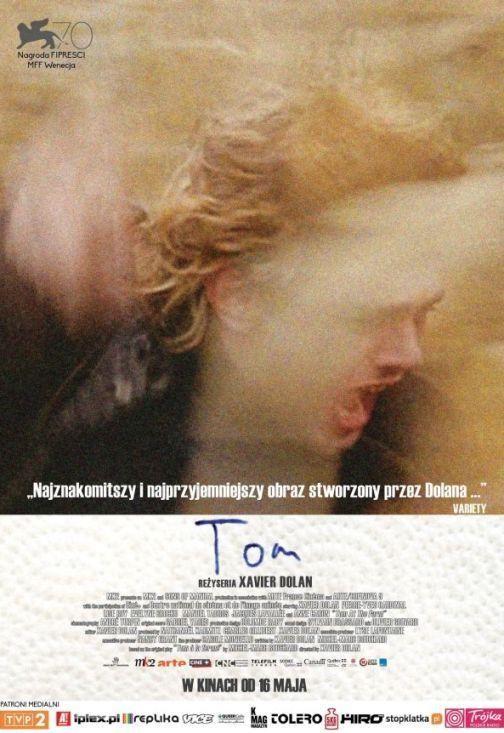 """""""Tom"""" - 28 maja 2014, godz. 18:00, Kino Luna Warszawa"""