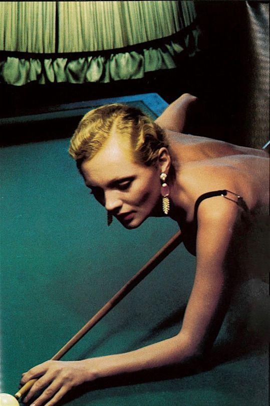 Helmut Newton for Paris Vogue, 1975