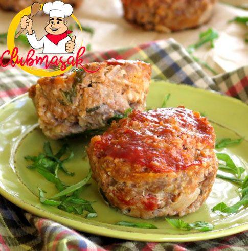 Resep Gourmet Meat Loaf, Resep Masakan Serba Praktis, Club Masak