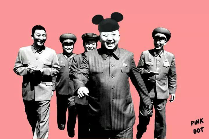 Happy Day In Disney Land