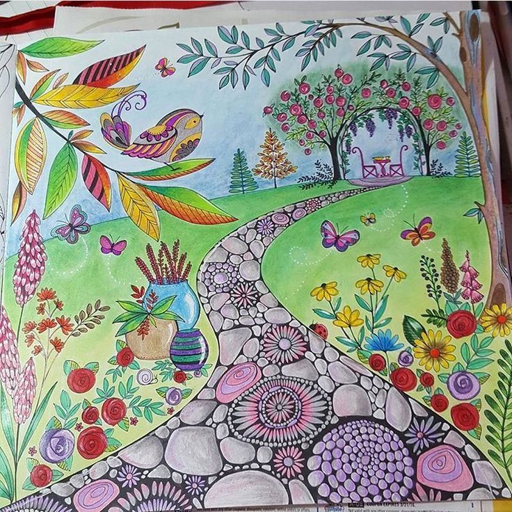 14 Best Eleri Fowler Coloring Books Images On Pinterest